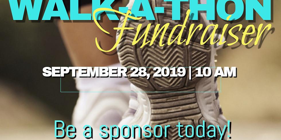 Fundraiser Walk-a-thon