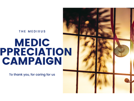 The Medic Appreciation Campaign