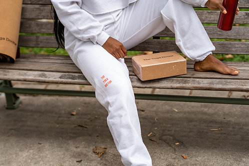 Just The White Pants