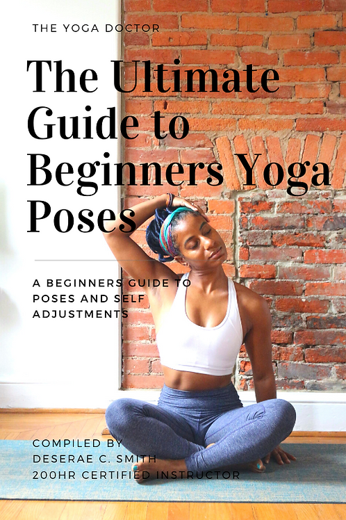 The Ultimate Guide to Beginners Yoga E-Book