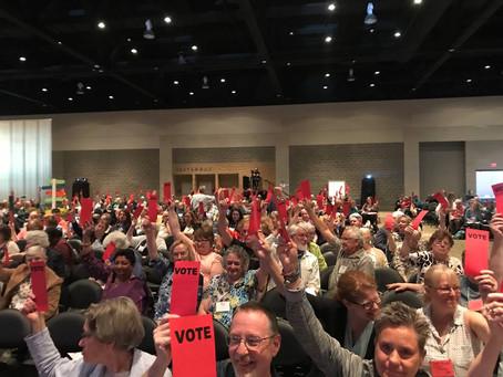 UCC churches of New England work to organize progressive 'Christian voice'