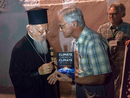 World Religious Leaders Confront Climate Crisis
