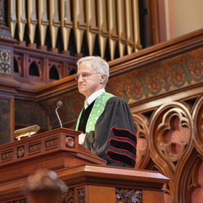 Antal Preaching in Randolph MA Oct 24