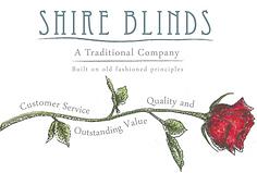 Shire Blinds logo