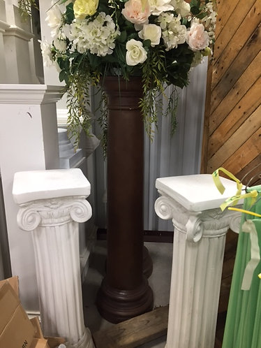 Brown Columns 3.5ft
