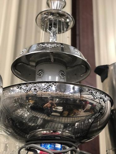 Punch Fountain Silver Triple
