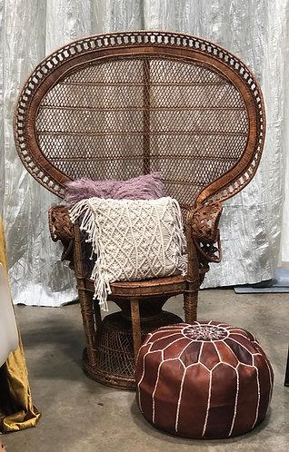 Boho Fan Chair