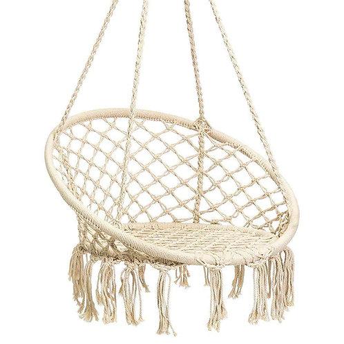 Boho Macrame Swing