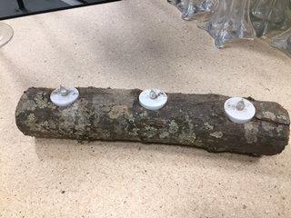 Tealight Logs