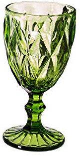 Sage Water Goblet