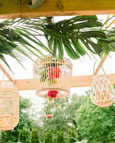 Boho Hanging Lanterns