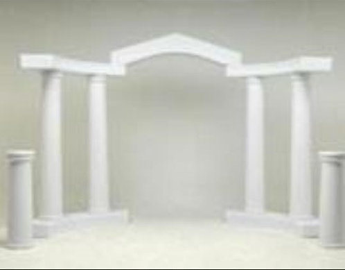 Grecian Colonade Set