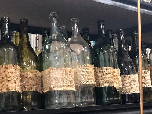 Wine Bottles/Jars Assorted