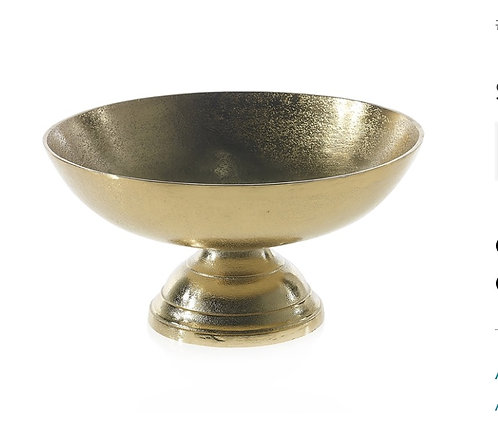 Gold Compote Lg & Md