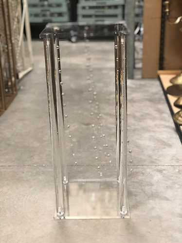 Acrylic Stand Hanging Bead Center