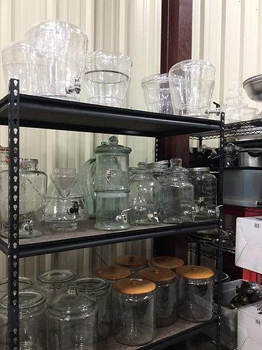 Beverage Dispensers/Bowls Assorted