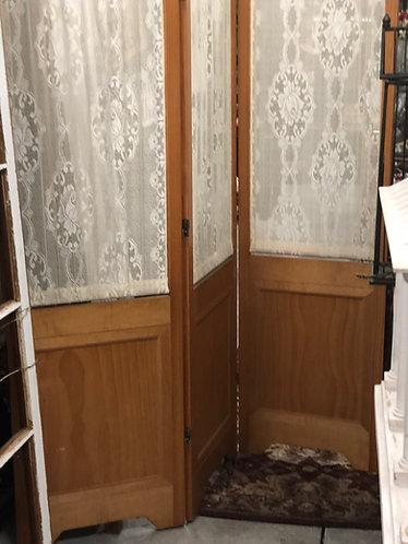 Vintage Door Seperater