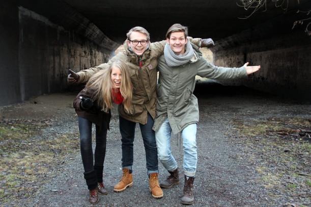 Groruddalen Avis | Klatretur i tunnelen