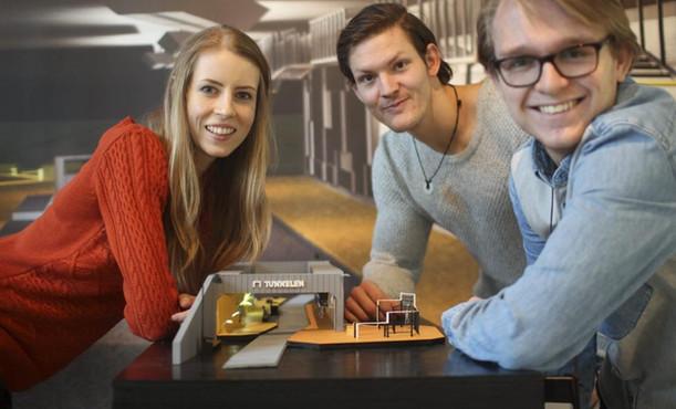 Ditt Oslo | Vil gjøre Ammeruds skumleste sted til lysende aktivitetspark