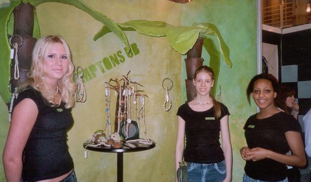 Ungt Entrepenørskap Hordaland | #3 Best Stand 2006