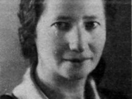 Hersilía Sveinsdóttir