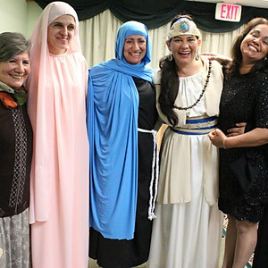 Women of the Bible Play