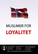 Muslimer for loyalitet til hjemme side.j