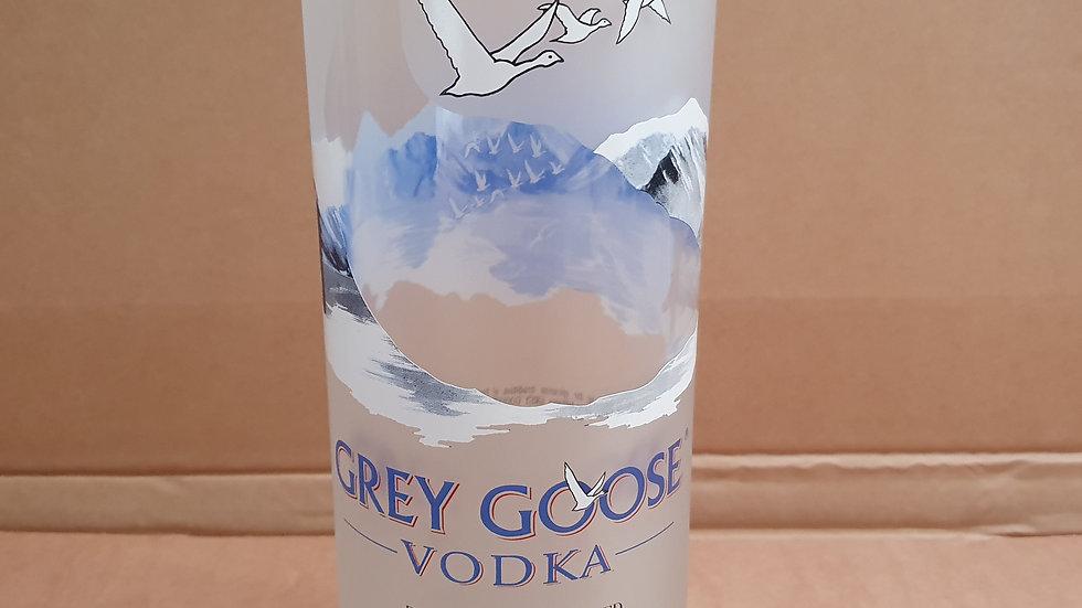 Grey Goose Vodka dummy Bottle Magnum 1.75 Litre unopened