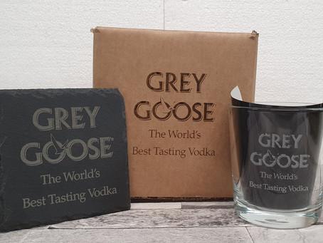 Grey Goose gift