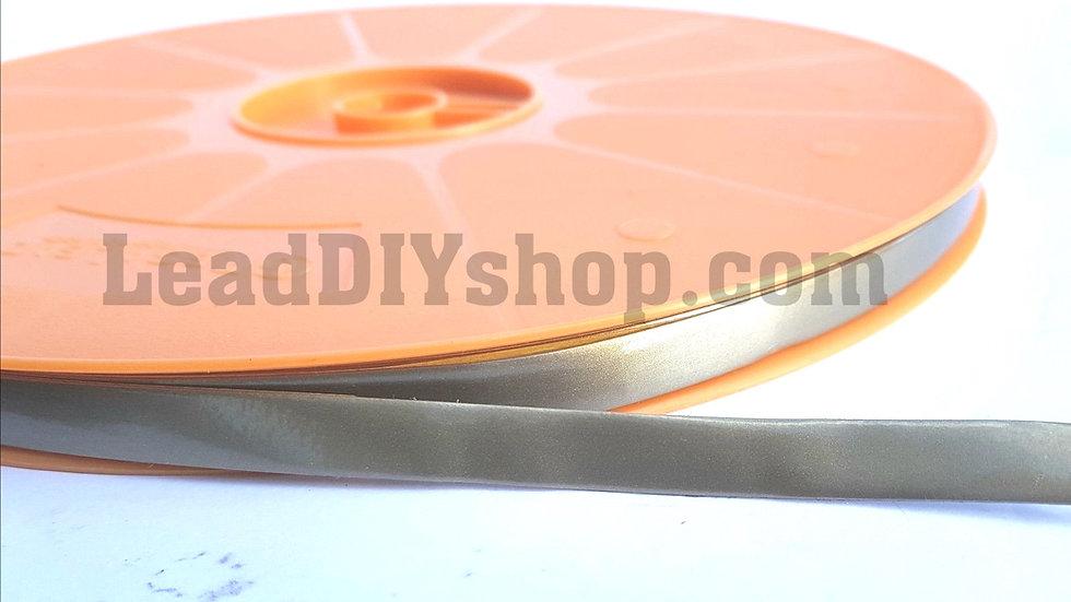 Gold self adhesive lead strip window lead