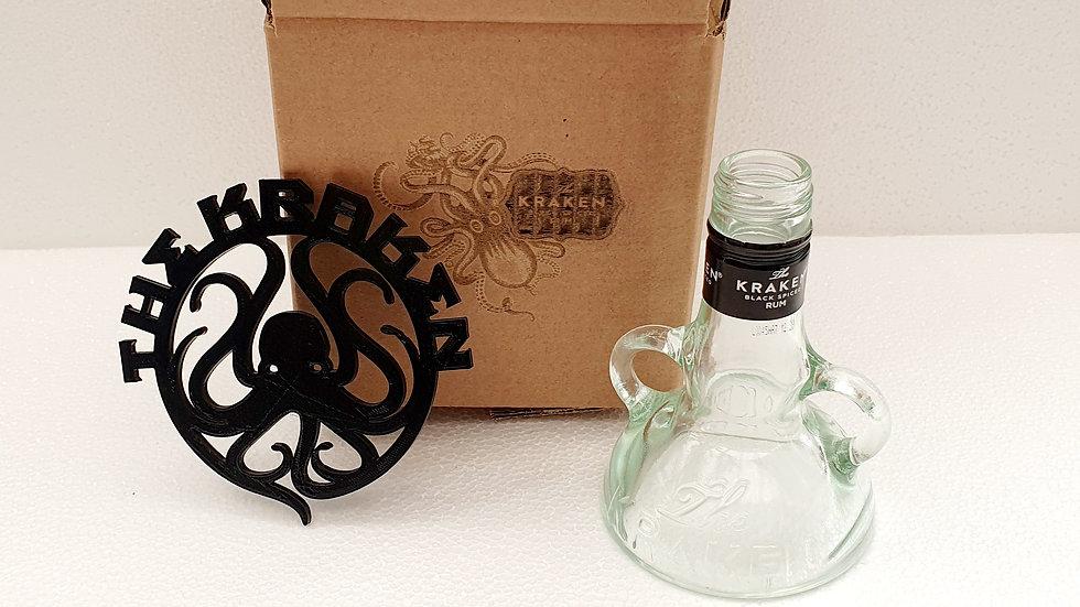 Kraken tealight Upcycled gift box set