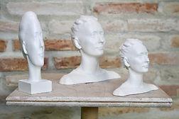 Sculpture Claire (côté droit)