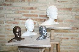 Finitions sculpture 3D (côté droit)