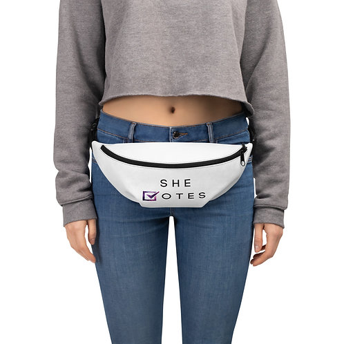 She Votes Fanny Pack