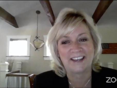 Lunch with a Legislator feat. Representative Kimberly Ferguson
