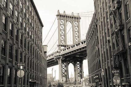 Classic NYC BW