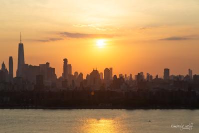 Freedom Sunset