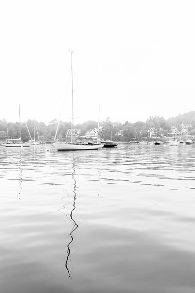 At Rest BW