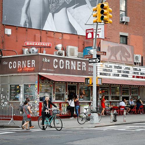Corner Style