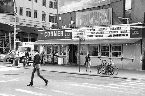 Corner Crossing