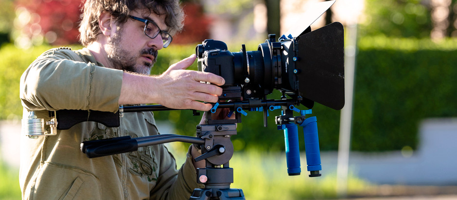 Tell Us About You - An Interview with Director Luca Caserta