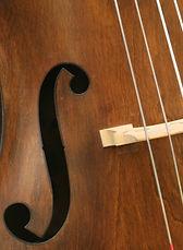 volute, chevilles, cordes, musique
