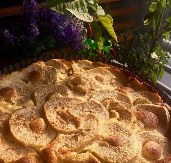 Kuchen de Mascarpone
