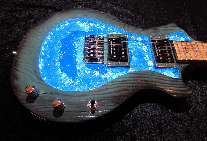 RSM custom guitars