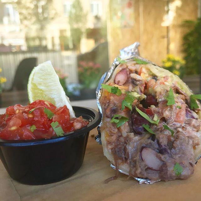 Takéto fajnové burrito môžeš v Nitre och