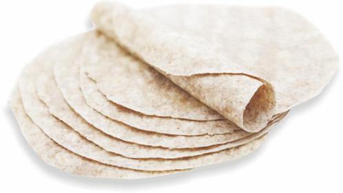 Tortilla pšeničná celozrnná 25cm