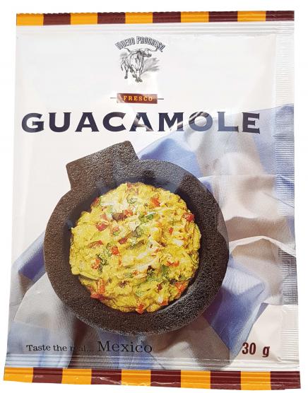Guacamole - korenie