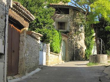 Chambres d'Hôtes St André de Roquerpertuis (30) Gard ( Près Bagnols sur Céze ). Gîte Clarberg - Contact et coordonnées