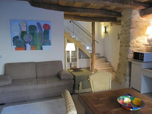 Gite Bagnols sur Céze, Gard (30). Chambre d'hotes  Clarberg, chambres d'hôtes et gîtes dans maison de caractère du 18ème siècle rénovée avec piscine. Maison d'Hôtes Gard (30), Saint André de Roquepertuis