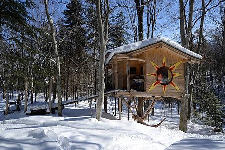 chimo refuges - sol in winter